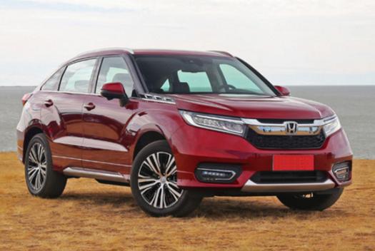 最新SUV冠道10月29日上市 ,预售价格为30万元