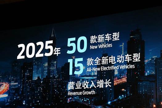 翼周车市 | 福特2025战略公布、宝马将推更多电动车……