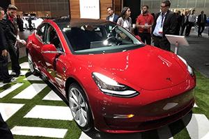 洛杉矶车展:这些新能源车最抢眼
