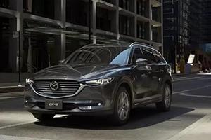 终于要国产了!马自达CX-8将在北京车展首发!