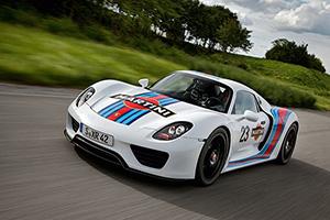 保时捷车主注意:Porsche 918 Spyder再召回