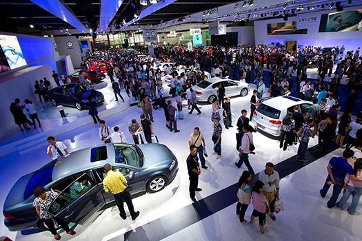 2018年成都国际车展,最全车展攻略请收好!