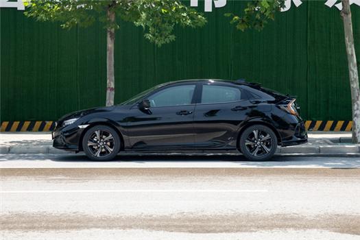 本田思域Hatchback上市 售14.39-16.69万元